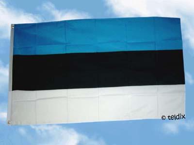 Flagge Fahne ESTLAND 150 x 90 cm