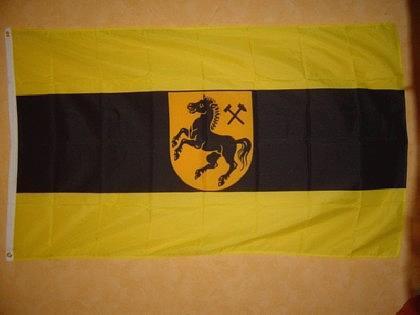 Flagge Fahne HERNE 150 x 90 cm