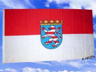 Flagge Fahne HESSEN 250 x 150 cm
