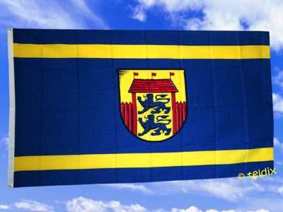 Flagge Fahne HUSUM 150 x 90 cm - Vorschau