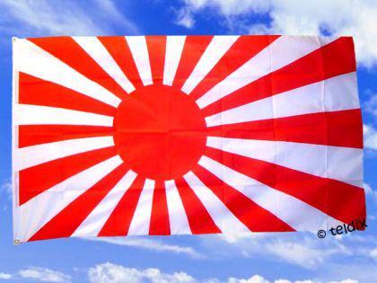 Flagge Fahne JAPAN ALT 150 x 90 cm