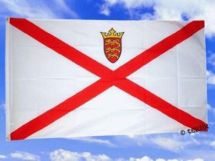 Flagge Fahne JERSEY 150 x 90 cm