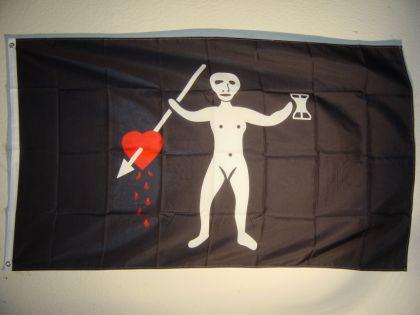 Flagge Fahne JOHN QUELCH 150 x 90 cm - Vorschau
