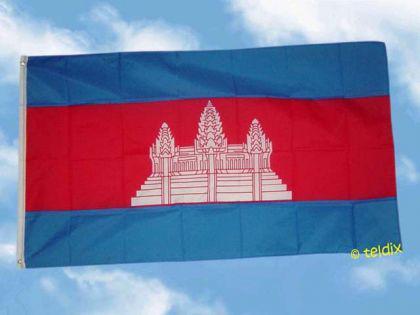 Flagge Fahne KAMBODSCHA 150 x 90 cm - Vorschau