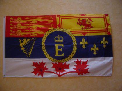 Flagge Fahne KANADA ROYAL 150 x 90 cm - Vorschau