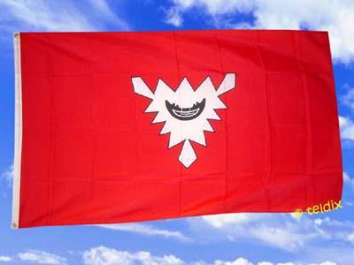 Flagge Fahne KIEL 150 x 90 cm - Vorschau