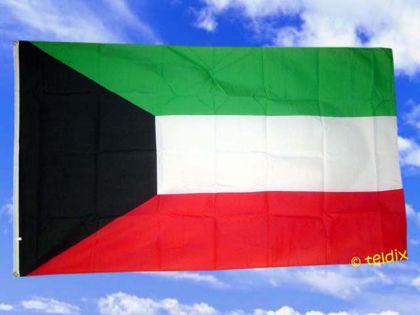 Flagge Fahne KUWAIT 150 x 90 cm - Vorschau