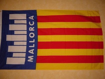 Flagge Fahne MALLORCA 150 x 90 cm