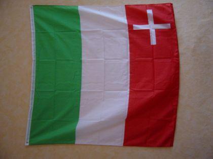 Flagge Fahne NEUENBURG 120 x 120 cm - Vorschau