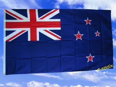Flagge Fahne NEUSEELAND 150 x 90 cm - Vorschau