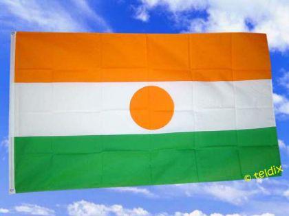 Flagge Fahne NIGER 150 x 90 cm - Vorschau