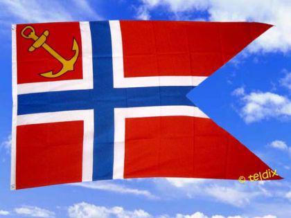Flagge Fahne NORTRASHIP 150 x 90 cm - Vorschau