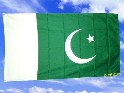 Flagge Fahne PAKISTAN 150 x 90 cm
