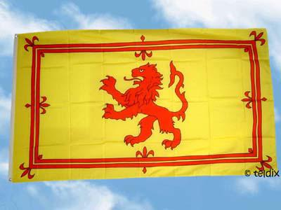 Flagge Fahne SCHOTTLAND ROYAL 150 x 90 cm