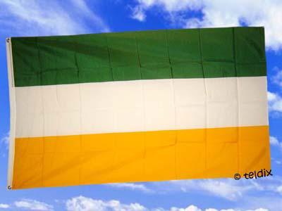 Flagge Fahne SCHREBERGARTEN 150 x 90 cm - Vorschau