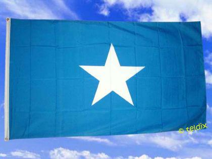 Flagge Fahne SOMALIA 150 x 90 cm - Vorschau