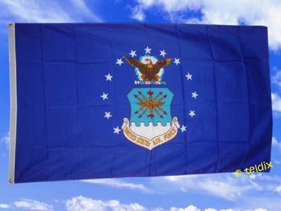 Flagge Fahne US AIRFORCE 150 x 90 cm