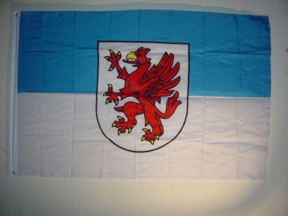 Flagge Fahne VORPOMMERN 150 x 90 cm - Vorschau