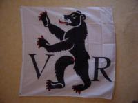 Flagge Fahne APPENZELL AUSSERRHODEN 120 x 120 cm