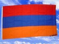 Flagge Fahne ARMENIEN 150 x 90 cm