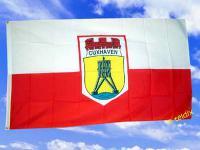 Flagge Fahne CUXHAVEN 150 x 90 cm