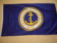 Flagge Fahne DEUTSCHER MARINEBUND 150 x 90 cm