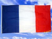 Flagge Fahne FRANKREICH 150 x 90 cm