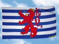 Flagge Fahne LUXEMBURG HANDELSFLAGGE 150 x 90 cm