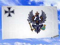 Flagge Fahne PREUSSEN 1917 - 1918 / 150 x 90 cm