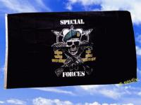 Flagge Fahne US SPECIAL FORCES 150 x 90 cm