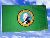 Flagge Fahne WASHINGTON 150 x 90 cm