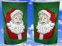 Flagge Fahne WEIHNACHTSMANN 150 x 90 cm