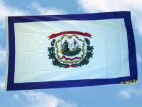 Flagge Fahne WEST VIRGINIA 150 x 90 cm