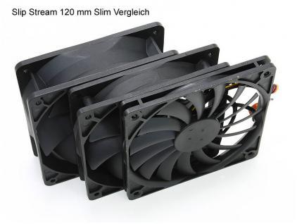 Scythe® Slip Stream 120mm Slim Gehäuselüfter 1200 rpm