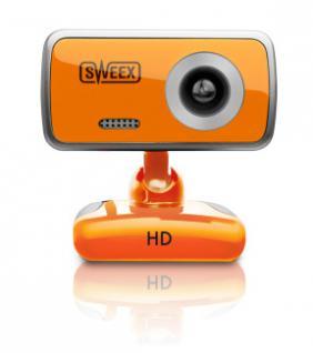 Sweex HD Webcam Amber