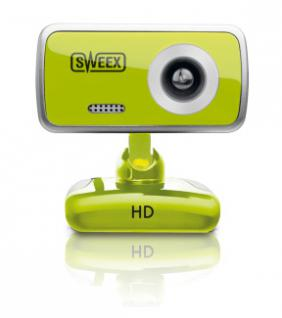 Sweex HD Webcam Jade