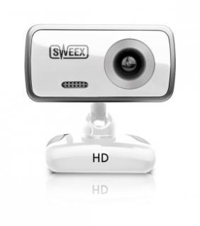 Sweex HD Webcam Crystal