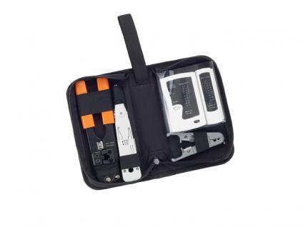 Equip® Netzwerk Werkzeug Etui, 5-teilig