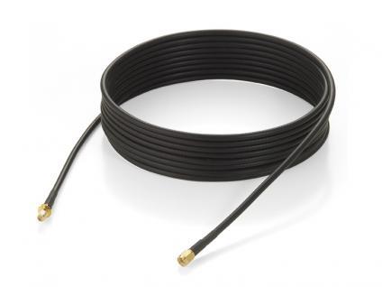 LevelOne® ANC-1440 Antennenkabel RP-SMA Buchse auf RP-SMA Stecker 5m