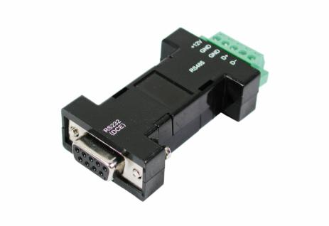 Konverter, RS232 zu RS485, Exsys® [EX-47901]