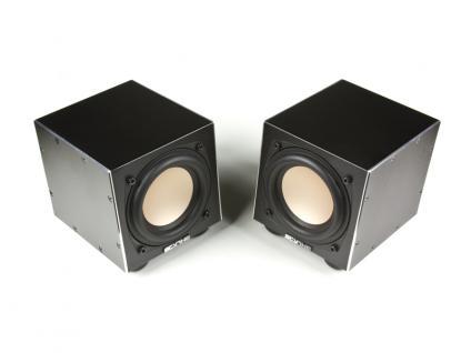 Lautsprecher, Kro Craft mini Speaker, schwarz, Scythe® [SCKCM-1000]