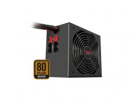 ATX Netzteil 600 Watt, WPM600 Bronze, schwarz, Sharkoon®