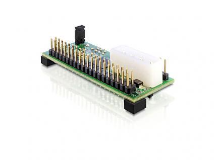 Konverter SATA 22 Pin Buchse an IDE 40 Pin Stecker, Delock® [61702]