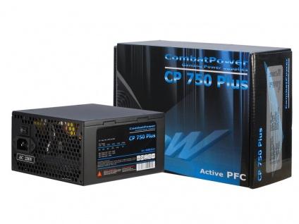 ATX Netzteil CP 750W Plus, 750W, 135mm