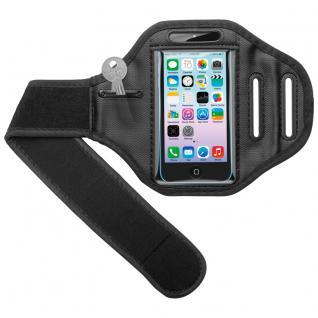 Sportbag für iPhone 5, 5C, 5S, schwarz