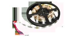 LED-Leiste, 25W, 12V, 2700 lm, 3000K, (warmweiß), dimmbar, A+, 120____deg; Abstrahlwinkel, hochflexibel, selbstklebende Rückseite