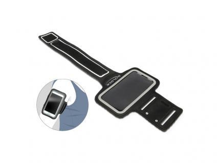 Sportarmband für Smartphone, schwarz, Delock® [20392]