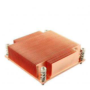 CPU-Kühler, R-1, 1HE Passiv, Sockel 2011 (Square ILM), Dynatron® [88885203]