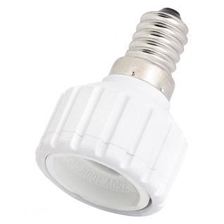 Lampensockel Adapter E27 auf GU10, LogiLight® [ESL011]
