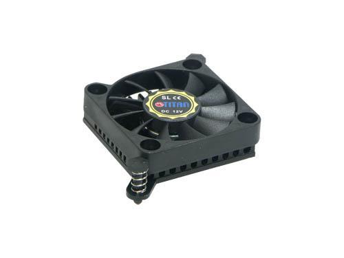 Titan® TTC-CSC03E, Chipsatz-Lüfter 40 x 40 x 10 mm
